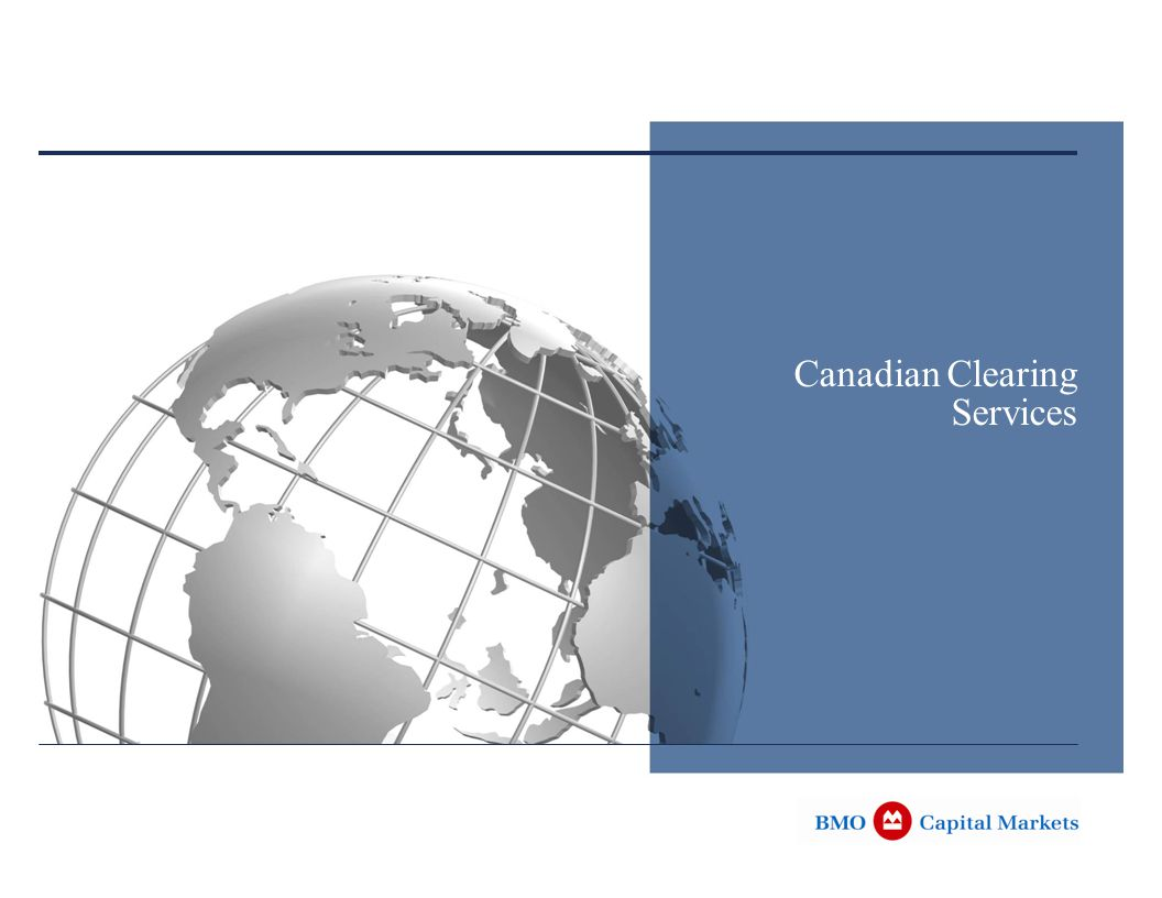 Canadian Clearing Services