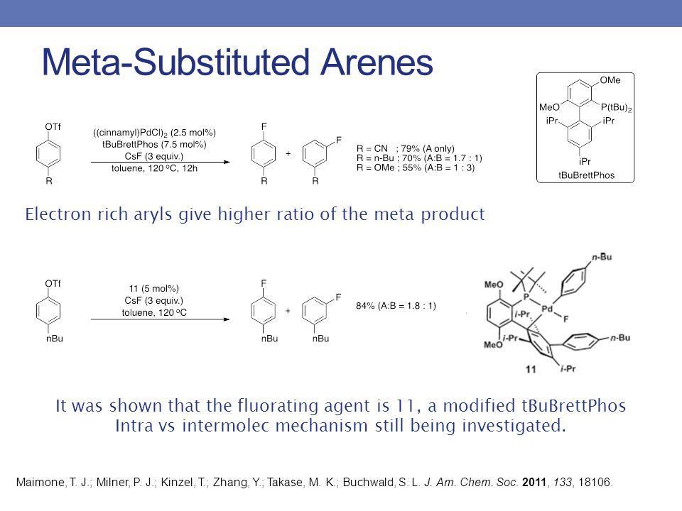 Meta-Substituted Arenes Maimone, T. J.; Milner, P.