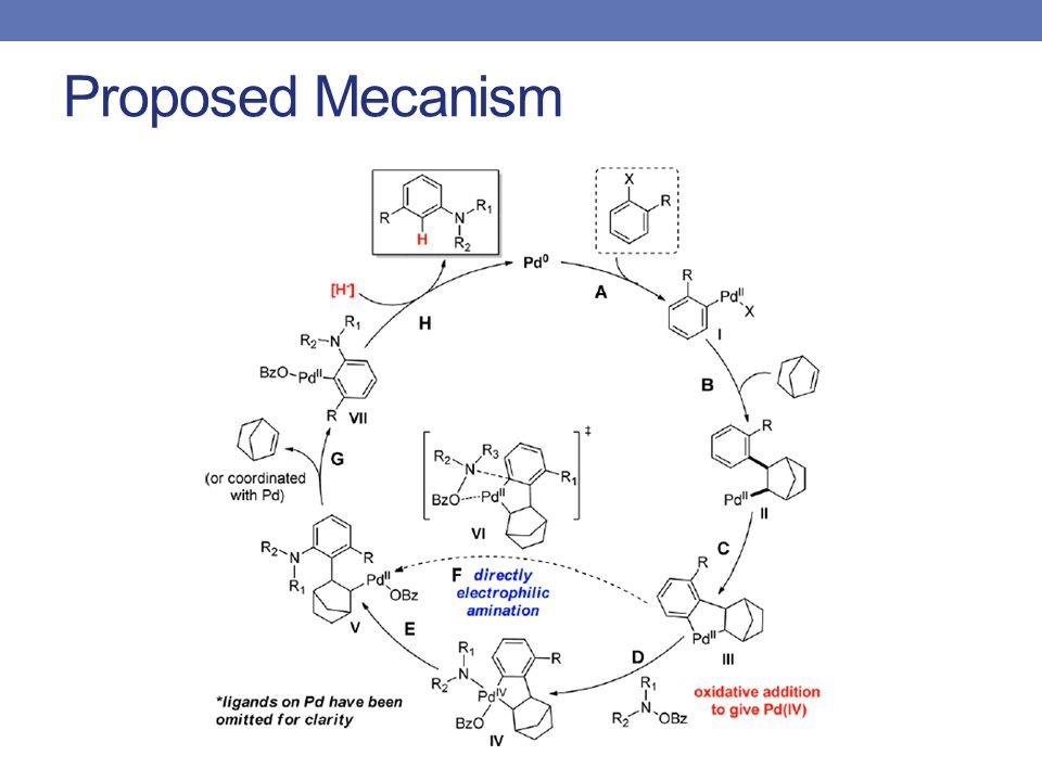Proposed Mecanism