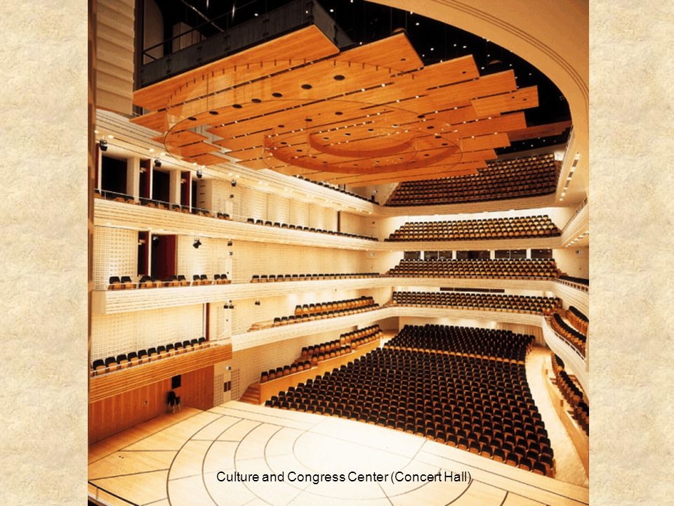 Culture and Congress Center (Concert Hall)