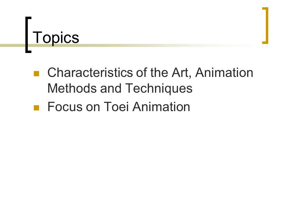 Start of Animation in Japan Began around 1960 Osamu Tezuka  Father of manga  Astro Boy.