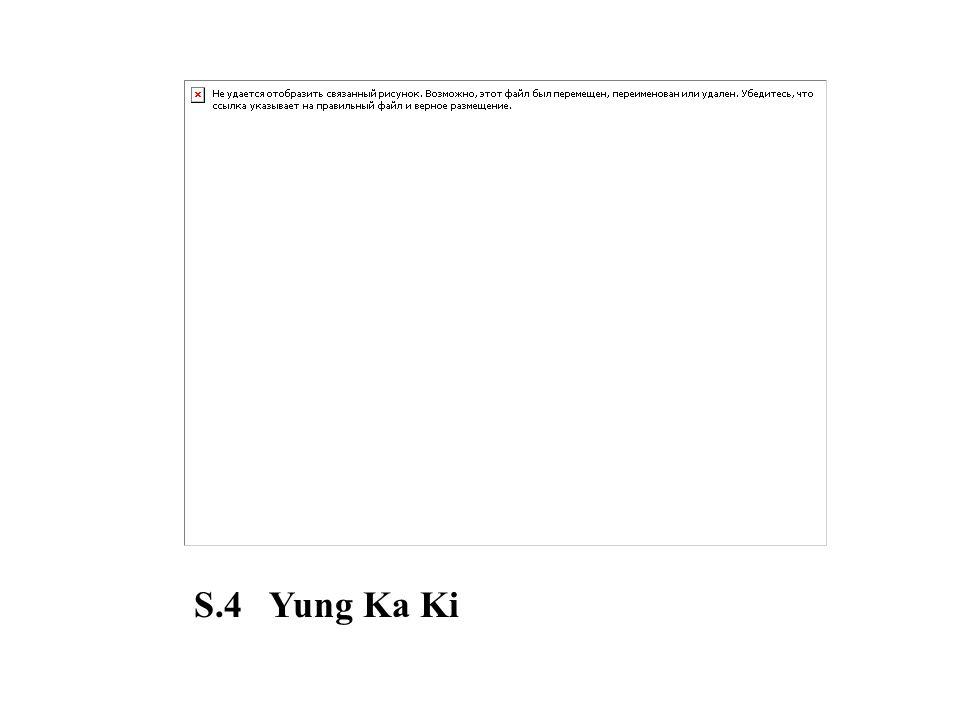 S.4 Yung Ka Ki