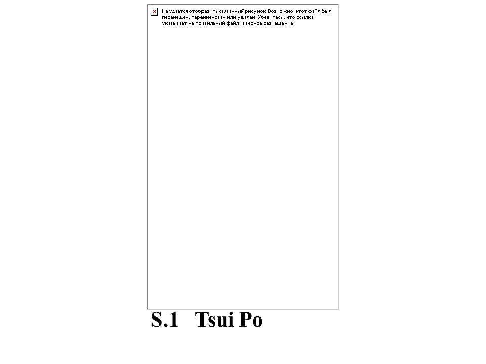 S.1 Tsui Po