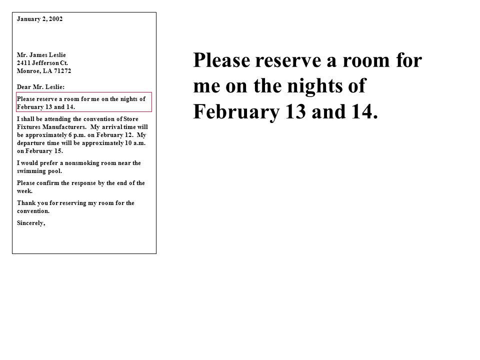 March 10, 20xx Mr.Ray Appleton 580 Shaw Ave. Modesto, CA 95307 Dear Mr.