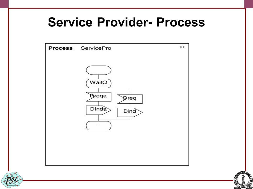 Service Provider- Process