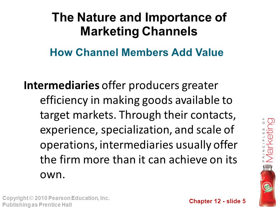 Chapter 12 - slide 16 Copyright © 2010 Pearson Education, Inc.