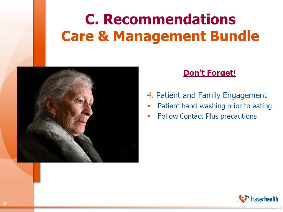 26 C.Recommendations Care & Management Bundle Don't Forget.