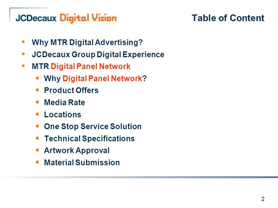 3 Why MTR Digital Advertising?