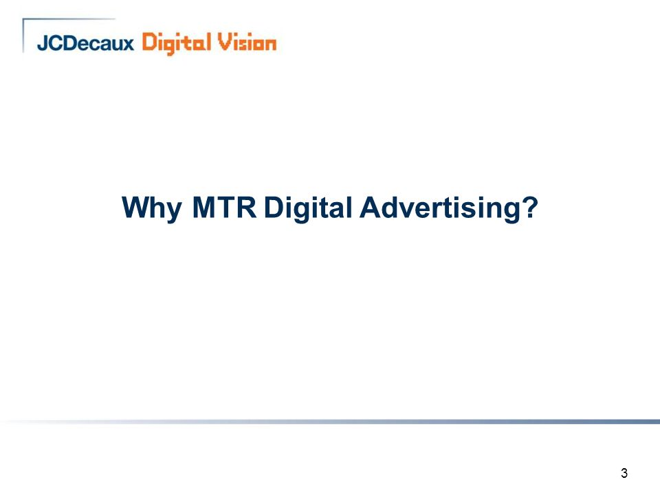 3 Why MTR Digital Advertising