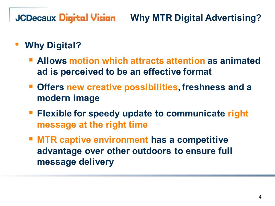 4 Why Digital.