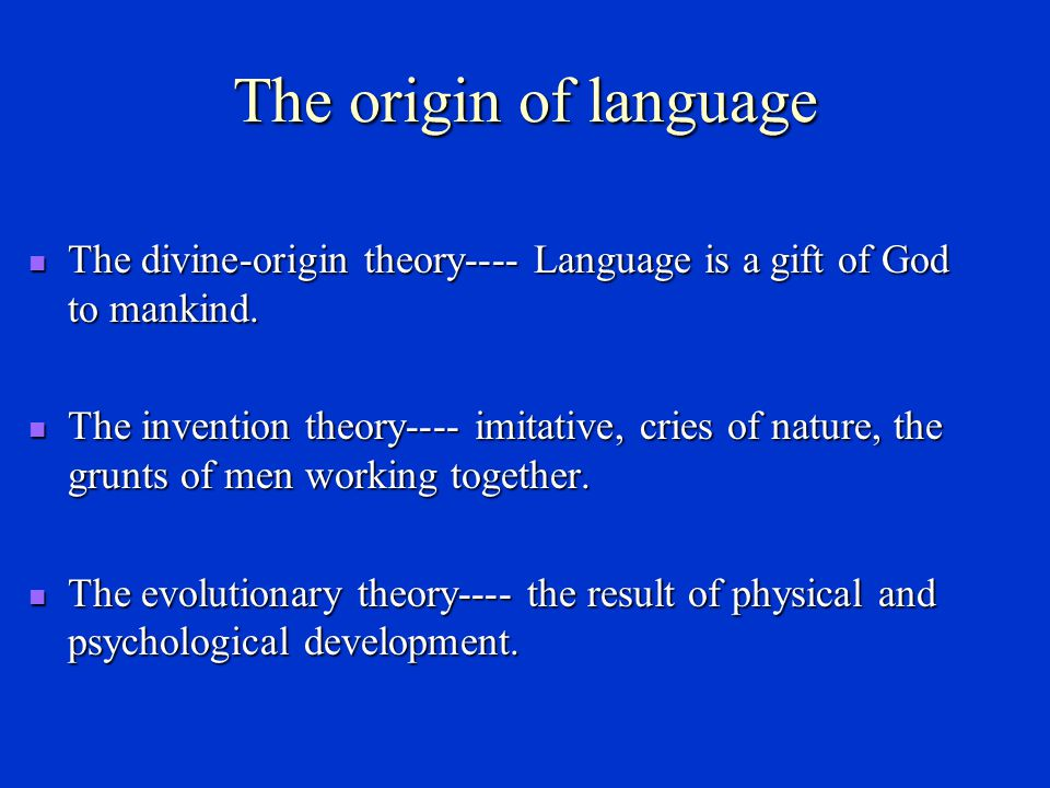 Functions of language Phatic: establishing an atmosphere or maintaining social contact.