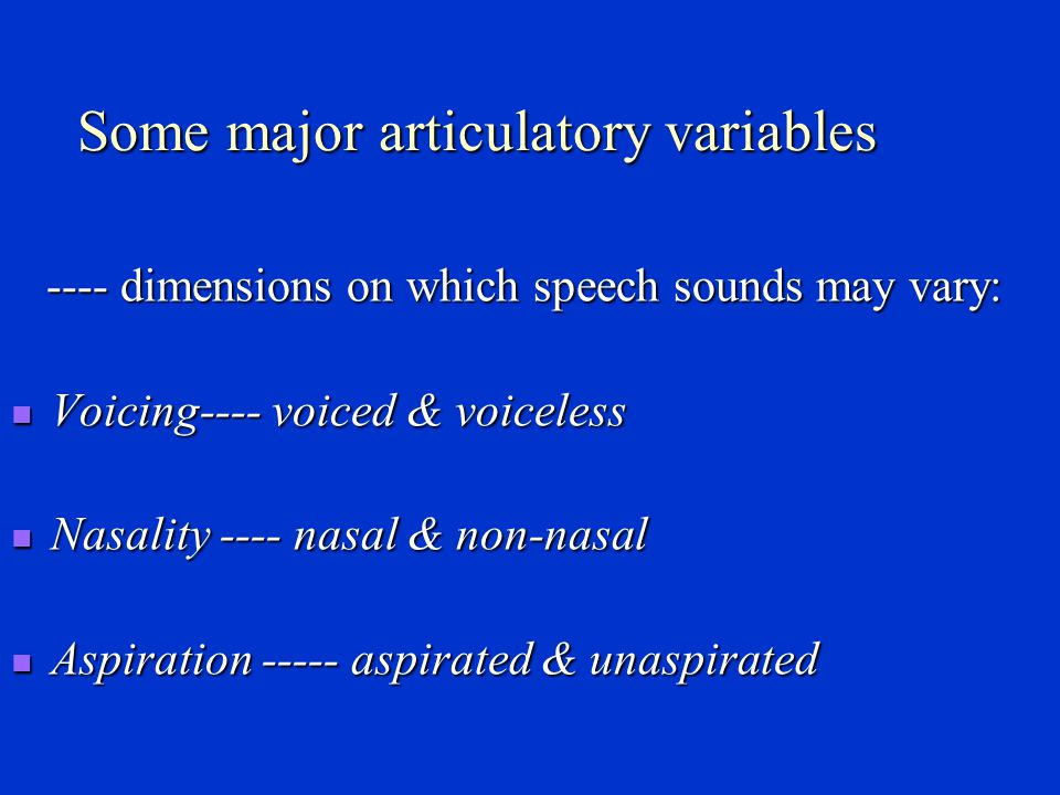 Orthographic representation of speech sounds ---- A standardized and internationally accepted system of phonetic transcription is the International Phonetic Alphabet (IPA).