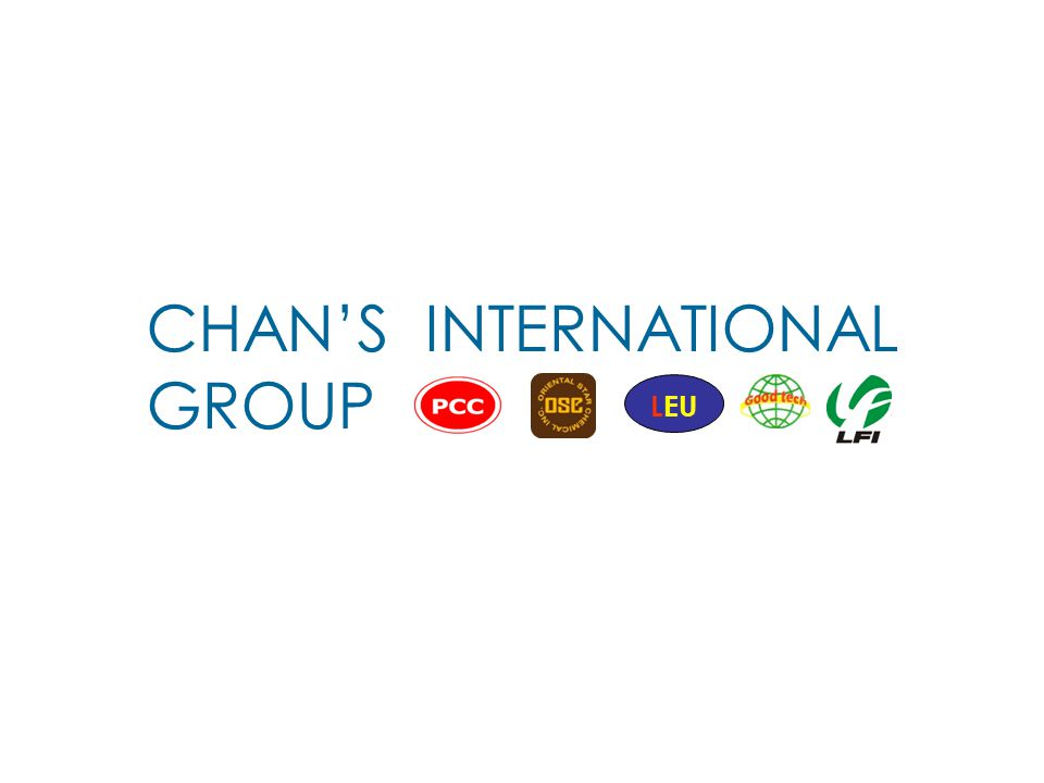 CHAN'S INTERNATIONAL GROUP LEU