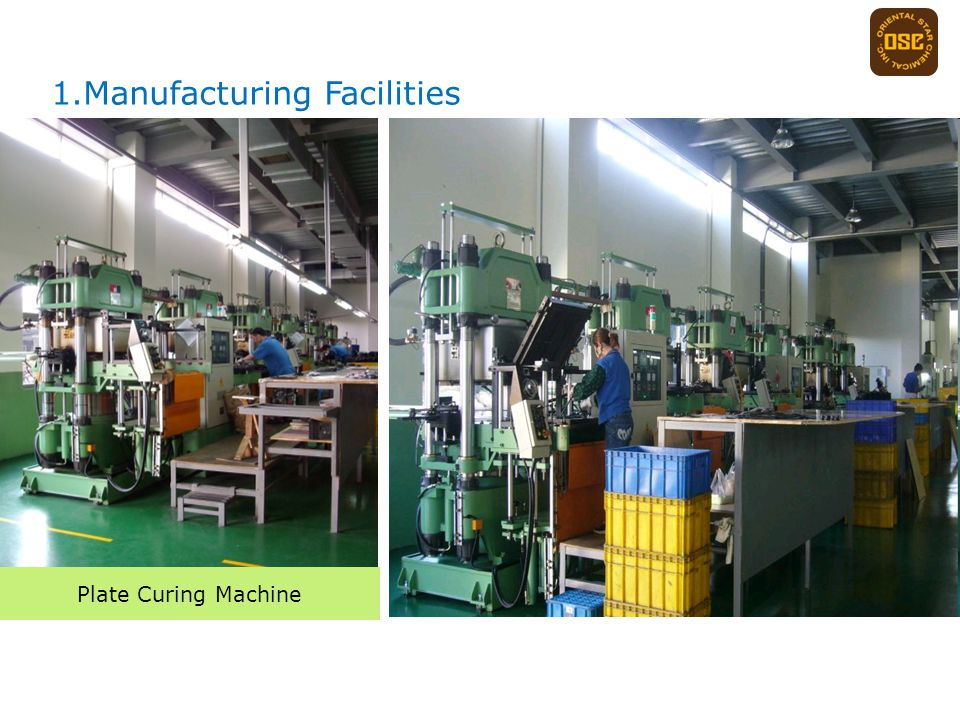 1.Manufacturing Facilities Plate Curing Machine