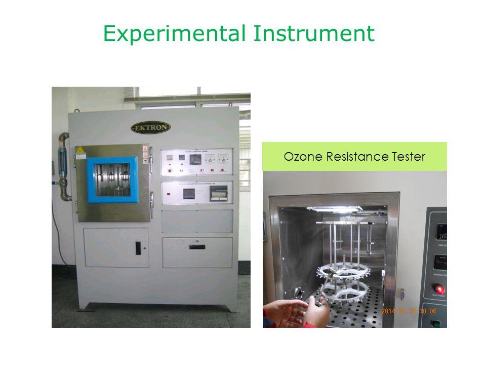 Experimental Instrument Ozone Resistance Tester