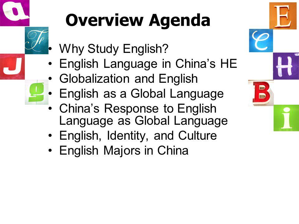 Globalization and English