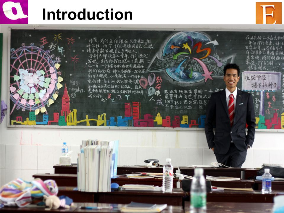 English Majors in China