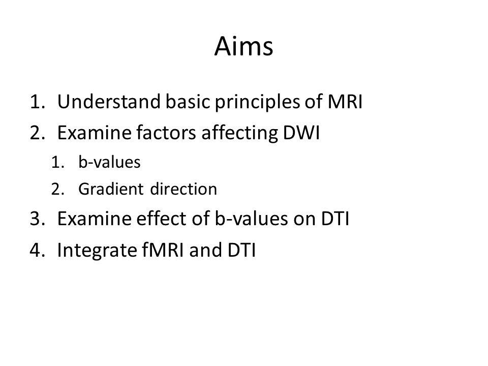 fMRI data as DTI seed regions Upper visual field stimulation Lower visual field stimulation b = 1000 s/mm 2 b = 2500 s/mm 2