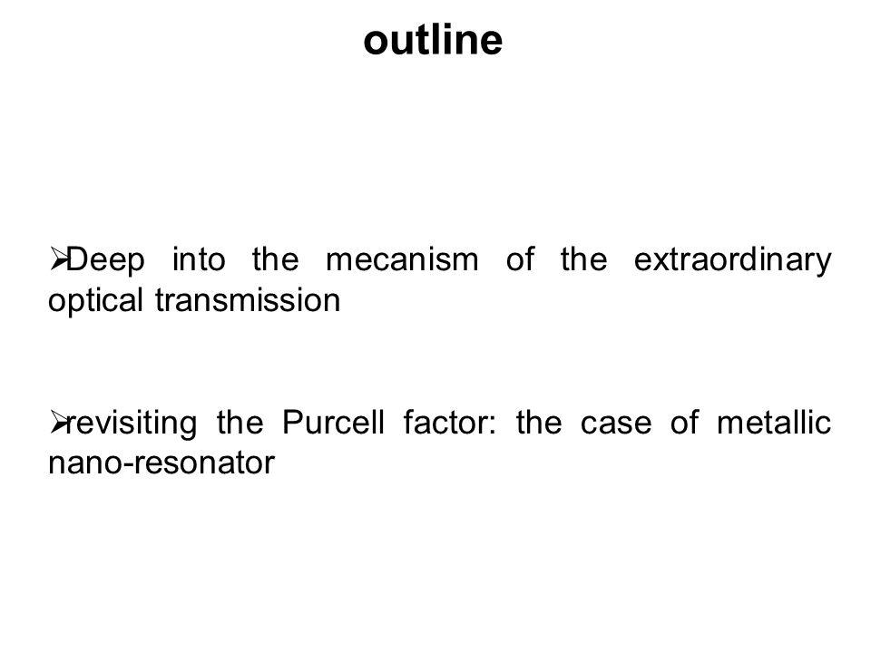 Far-field excitation Near-field excitation