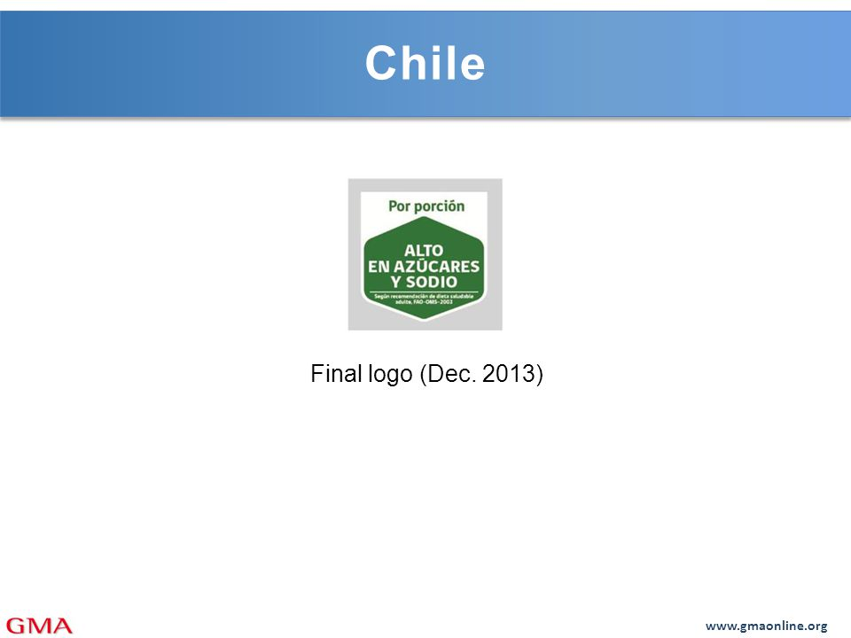www.gmaonline.org Chile Final logo (Dec. 2013)