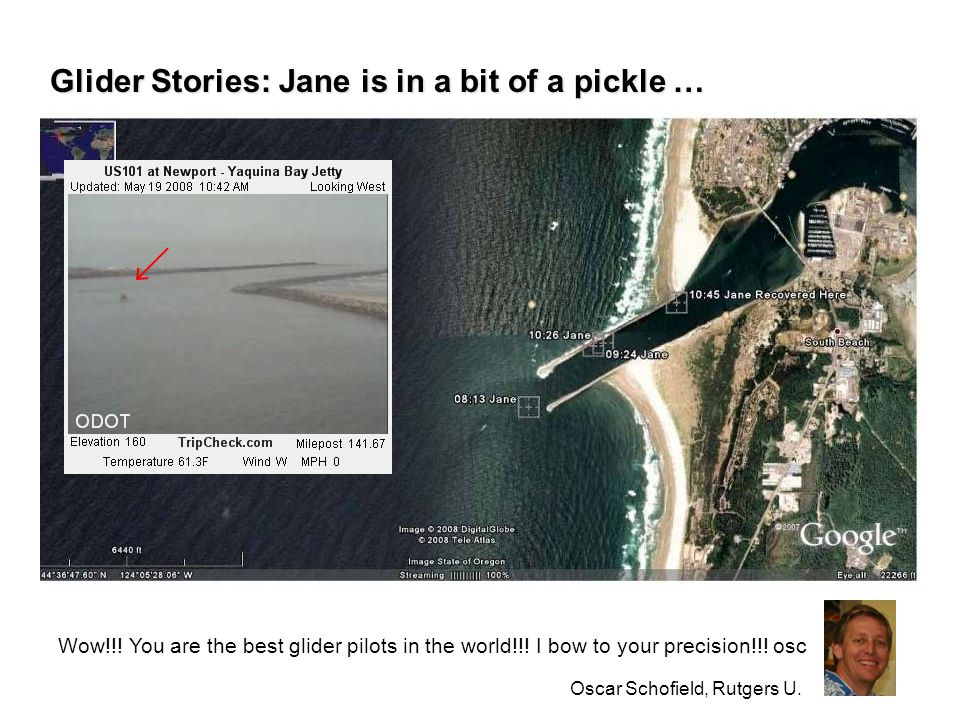 Glider Stories: Jane is in a bit of a pickle … Wow!!.
