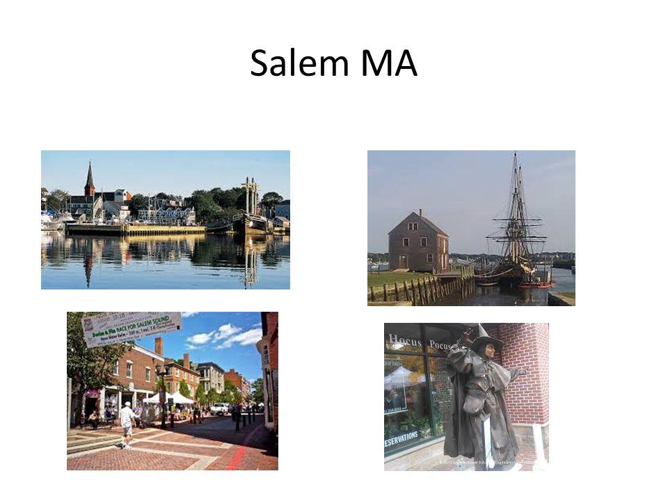 Salem MA