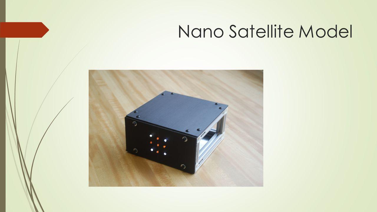 Nano Satellite Model