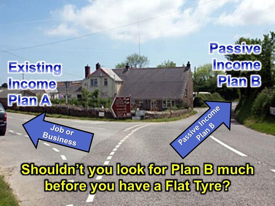 Passive Income Plan B
