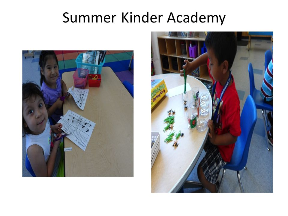 Summer Kinder Academy