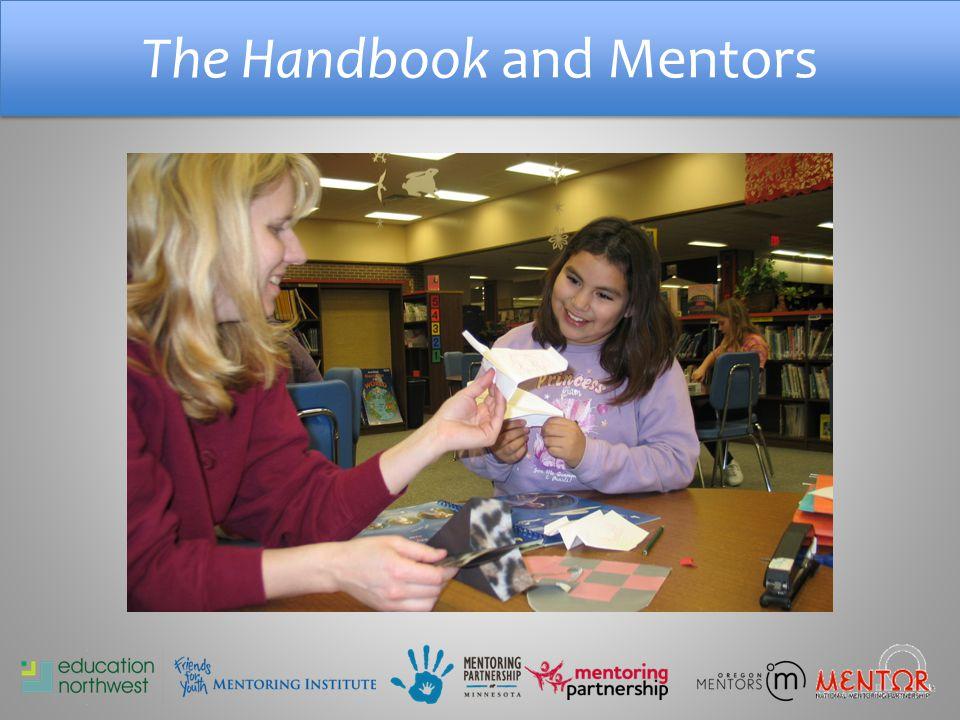 The Handbook and Mentors