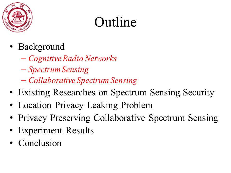 Experimental Results It demonstrates that a small is enough to protect the user's location privacy.