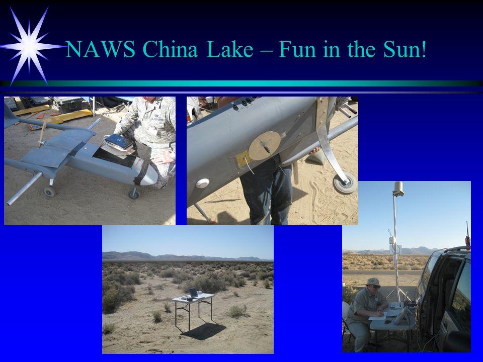 NAWS China Lake – Fun in the Sun!