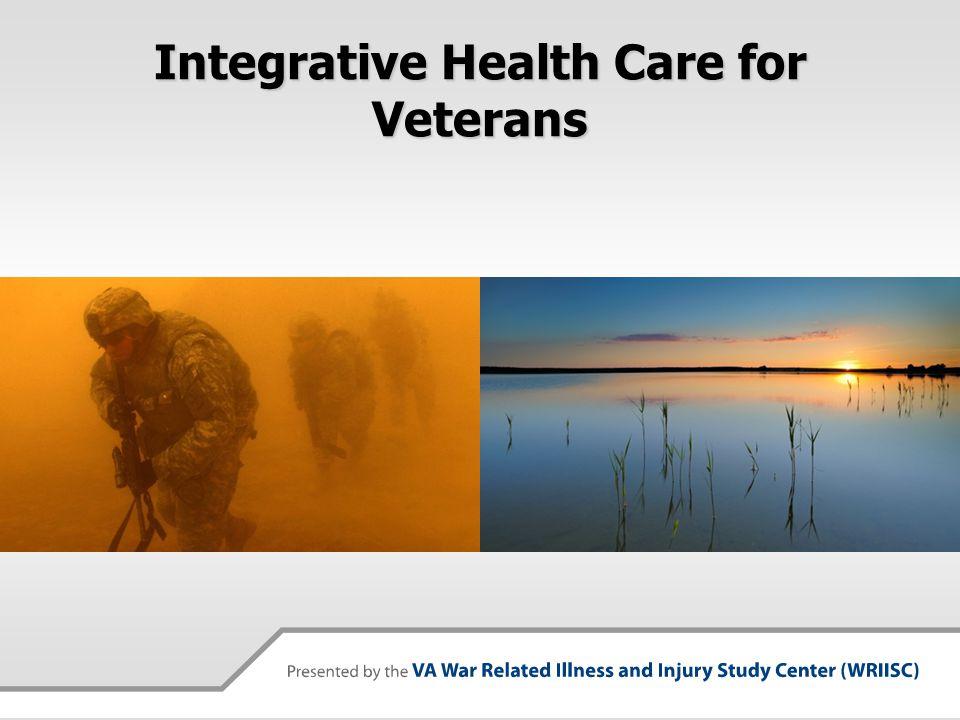 Integrative Health Care for Veterans