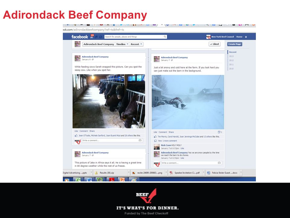 Adirondack Beef Company
