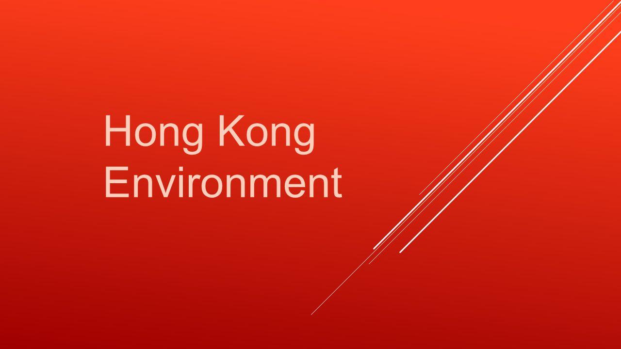 Hong Kong Environment