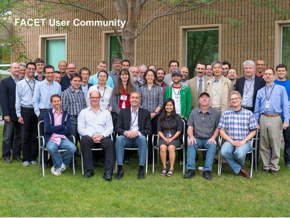 FACET User Community