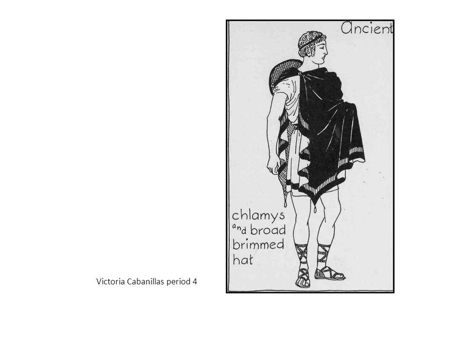 Victoria Cabanillas period 4