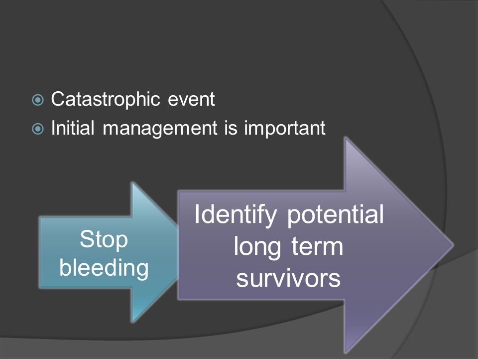 Summary  Life threatening event  Multidiscriplinary approach  Stop bleeding  Identify the potential candidate who can have long survival after Rx