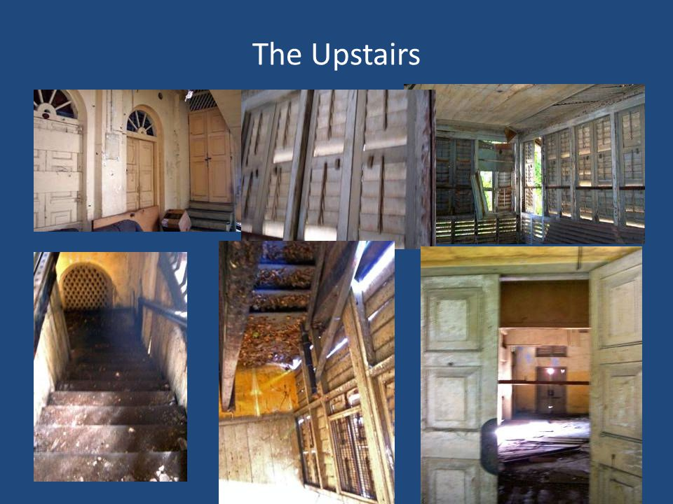 The Upstairs