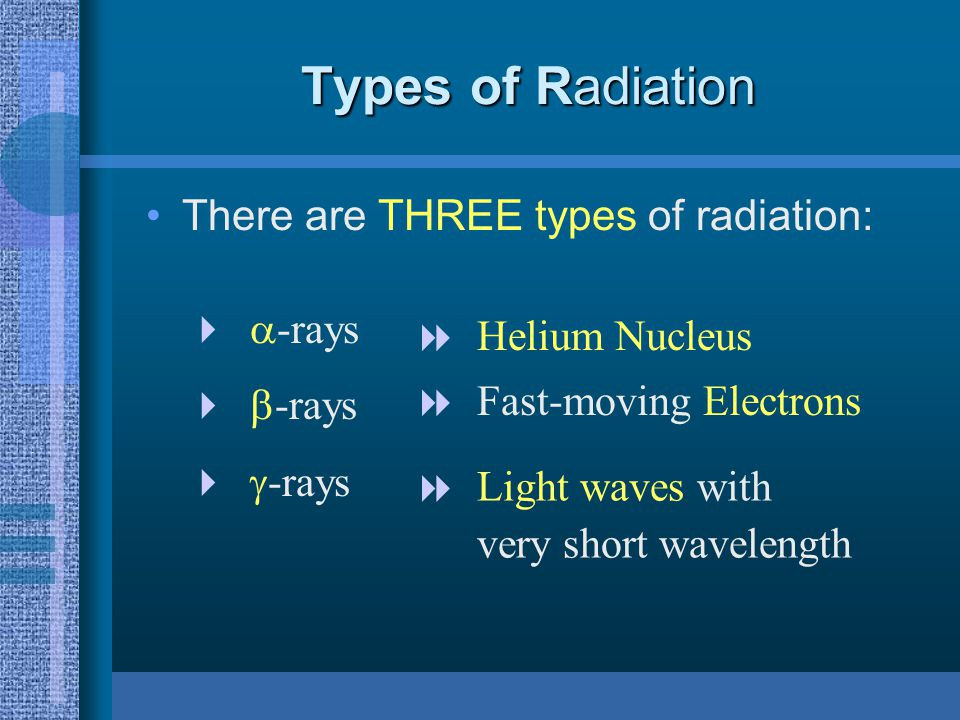 Ionization Power (1) It is the ability of the radiation to ionize the air molecule.