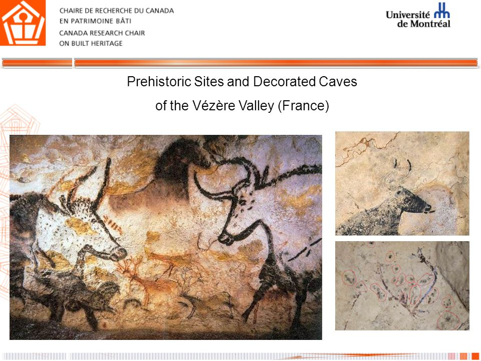 Prehistoric Sites and Decorated Caves of the Vézère Valley (France)