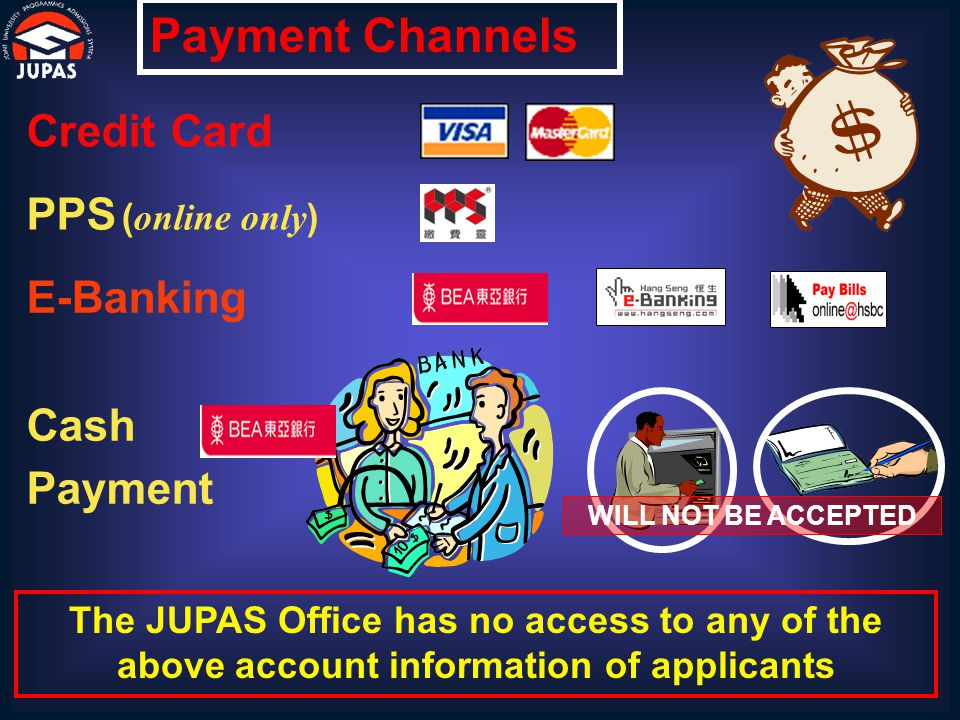 2859 2274 (General Enquiry) 2803 2200 (24-Hour Hotline) Useful Contact Details jupas@hkusua.hku.hk 2858 4825 (Fax) www.jupas.edu.hk