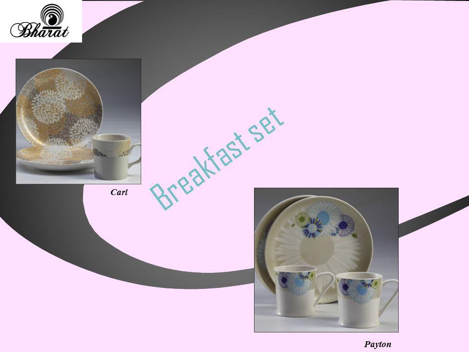 Breakfast set Payton Carl