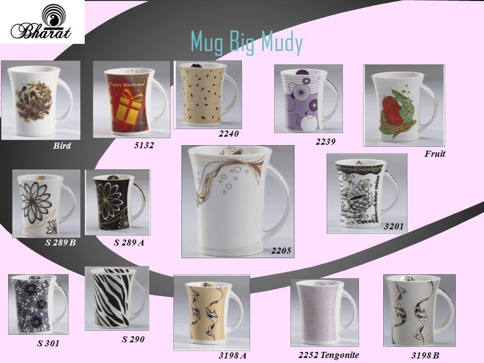 Mug Big Mudy Fruit 2205 2239 2240 S 289 AS 289 B S 290 S 301 3201 3198 A3198 B 5132 Bird 2252 Tengonite