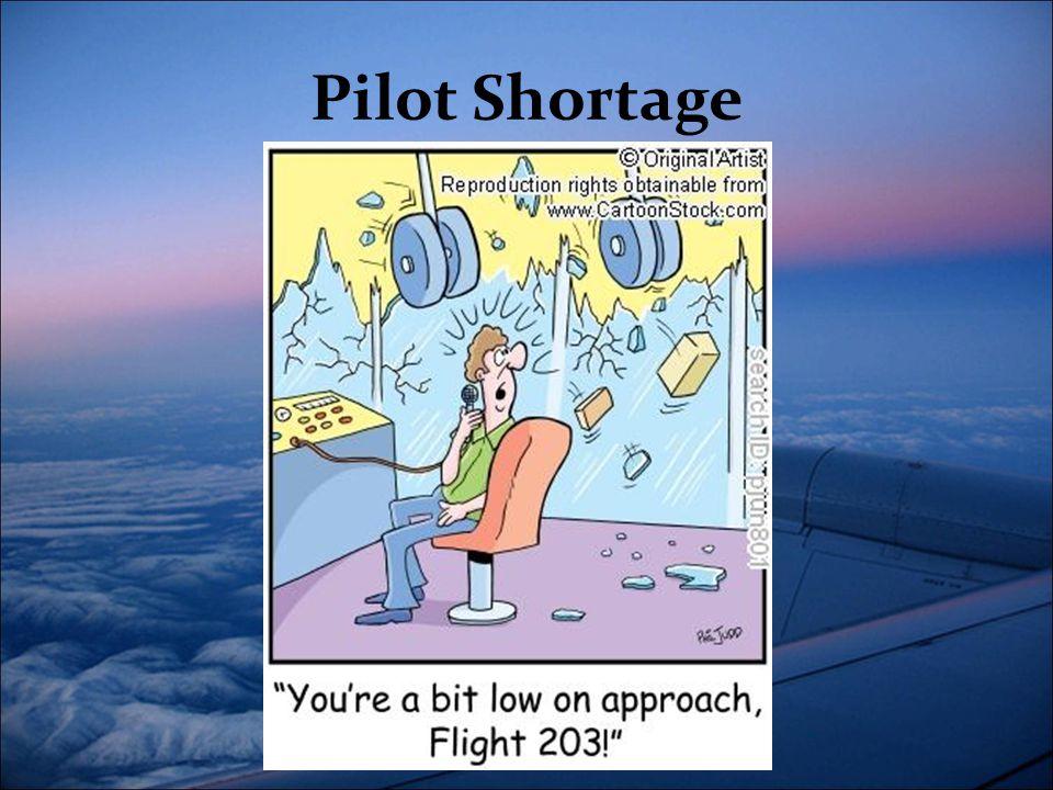 Pilot Shortage