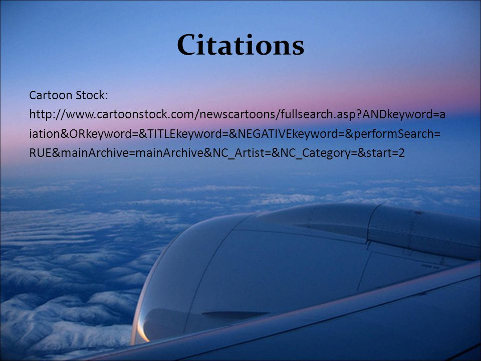 Citations Cartoon Stock: http://www.cartoonstock.com/newscartoons/fullsearch.asp ANDkeyword=a iation&ORkeyword=&TITLEkeyword=&NEGATIVEkeyword=&performSearch= RUE&mainArchive=mainArchive&NC_Artist=&NC_Category=&start=2