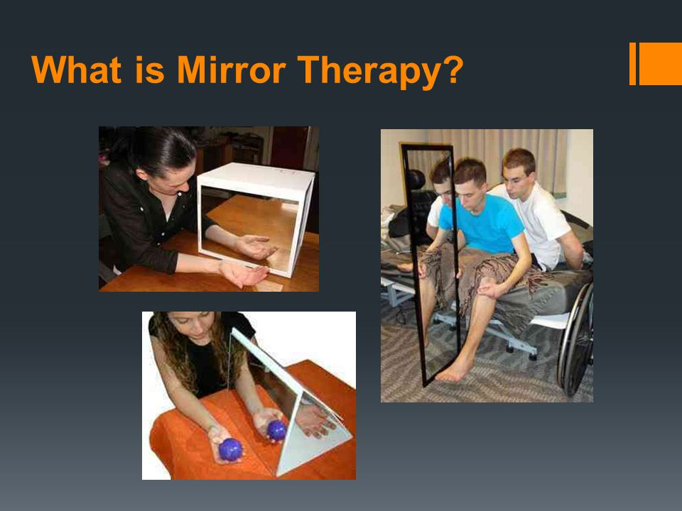 What is Mirror Therapy?