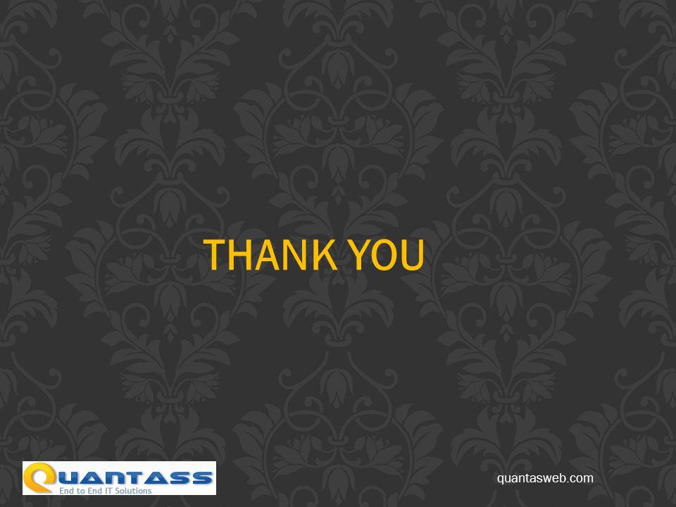 THANK YOU quantasweb.com
