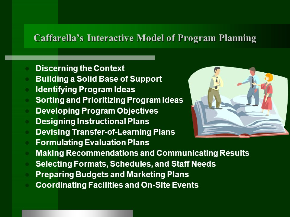 Program Format and Guidelines 120 Hours 3 credits Internship sites outside of MSU Faculty advisor Graduate assistant---Logistics