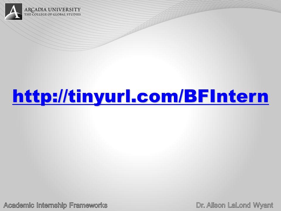 http://tinyurl.com/BFIntern